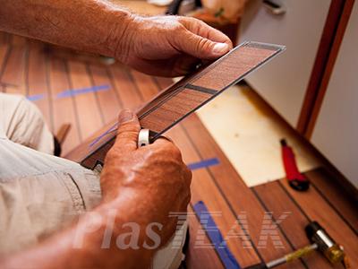 Ez Boat Sole Teak And Holly Interior Flooring Plasteak Inc