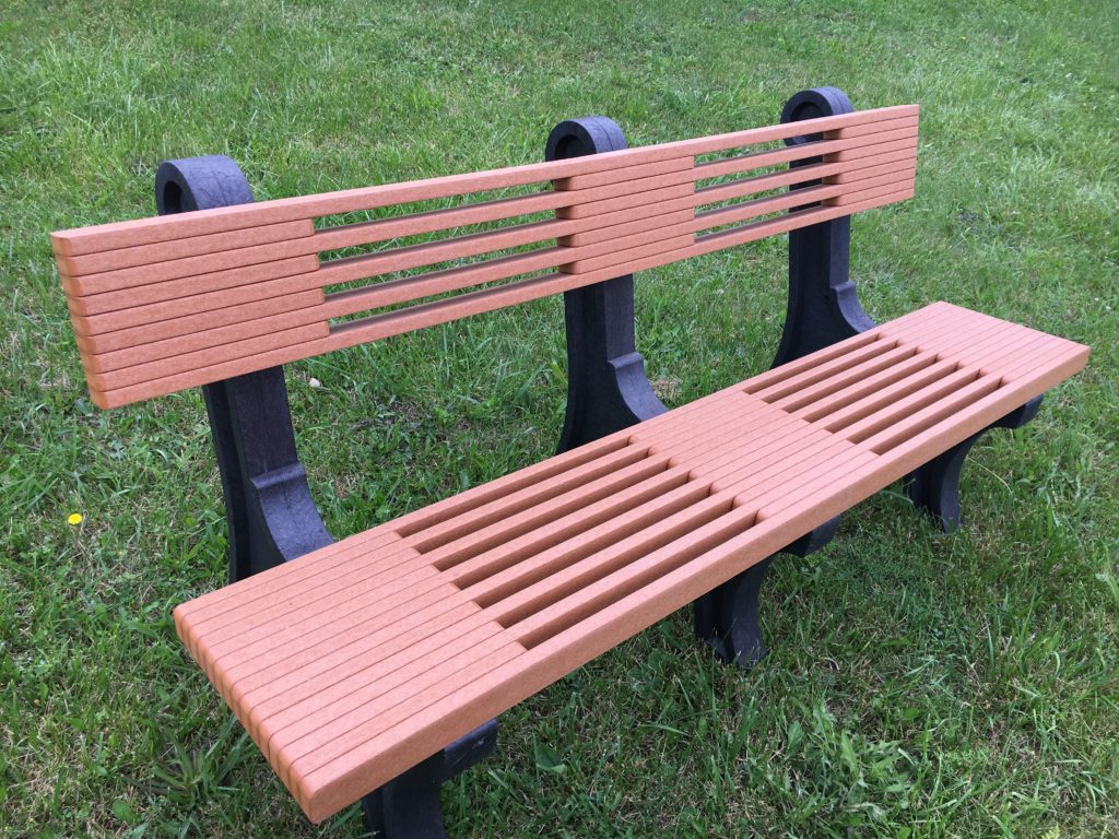 Miraculous 8 Recycled Plastic Elite Park Bench Ocoug Best Dining Table And Chair Ideas Images Ocougorg