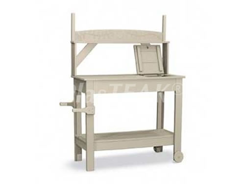 Beau Portable Potting Bench U2013 Recycled Plastic